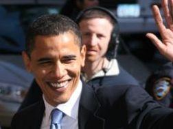 Валерий Левоневский поздравил Барака Обаму с победой на выборах президента США